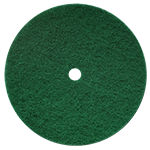681 - Rueda de fibra verde Grano grueso