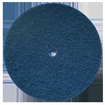 682 - Rueda de fibra azul Grano medio