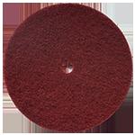 683 - Rueda de fibra marrón Grano muy fino