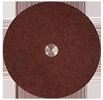 702 - Fibrodisco de Óxido de aluminio grano 24