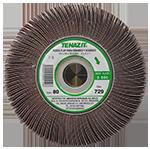 729 - Rueda flap Tenazit Premium grano 80