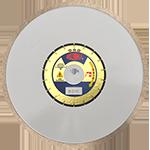801 - Disco de diamante blanco Rin continuo Porcelanato