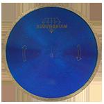 802 - Disco de diamante azul rin continuo Uso General
