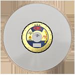 803 - Disco de diamante blanco rin continuo Porcelanato