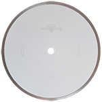 814 - Disco de diamante blanco rin continuo Porcelanato