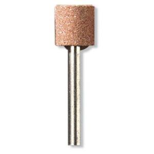 """DREMEL Punta Óxido de Aluminio Para Esmerilado Metales 8175, 3/8"""" 2615008175"""
