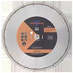 825 - Disco de diamante naranja segmentado Corte de concreto curado