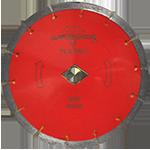 828 - Disco de diamante rojo segmentado Cantera