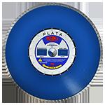 831 - Disco de diamante azul turbo Uso General