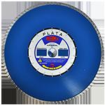 839 - Disco de diamante azul turbo Uso General