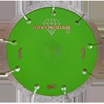 847 - Disco de diamante verde segmentado Granito