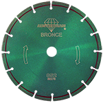 852 - Disco de diamante verde segmentado Granito