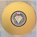 865 - Disco de diamante rin continuo Materiales fragiles