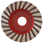 884 - Copa de diamante roja turbo Cantera
