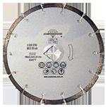 899 - Disco de diamante segmentado Chip-cut