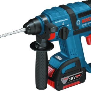 BOSCH Martillo Perforador SDS-Plus GBH 18 V-EC