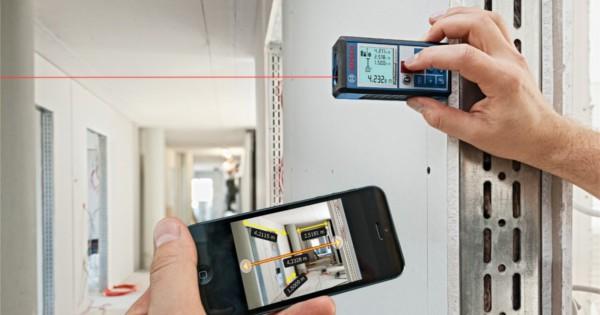 Medidor-laser-Bosch-GLM-100-C-Professional