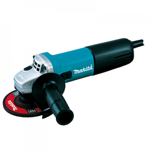 Mini esmeriladora angular 9557HNG Makita