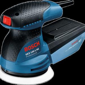Bosch Lijadora Excéntrica De Palma Gex 125-1 Ae