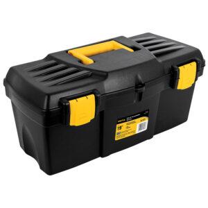 Caja plástica para herramientas, 19' Pretul
