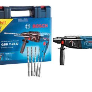 Martillo Perforador Professional Bosch Gbh 2-24d 800W