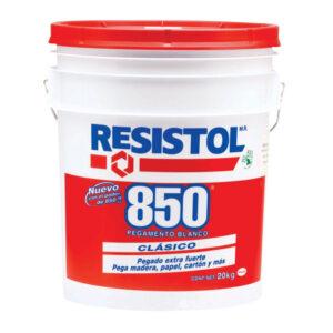 RESISTOL 850 DE 20 KGS