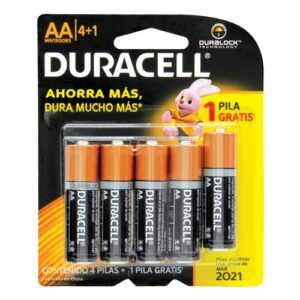 """DURACELL PILA TIPO """"AA"""""""