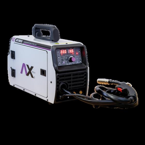 SOLDADORA INVERSOR MIG/MAG 1-5Kgs / ELECTRODO Y TIG LIFT 140A, 110V AXT-EM152