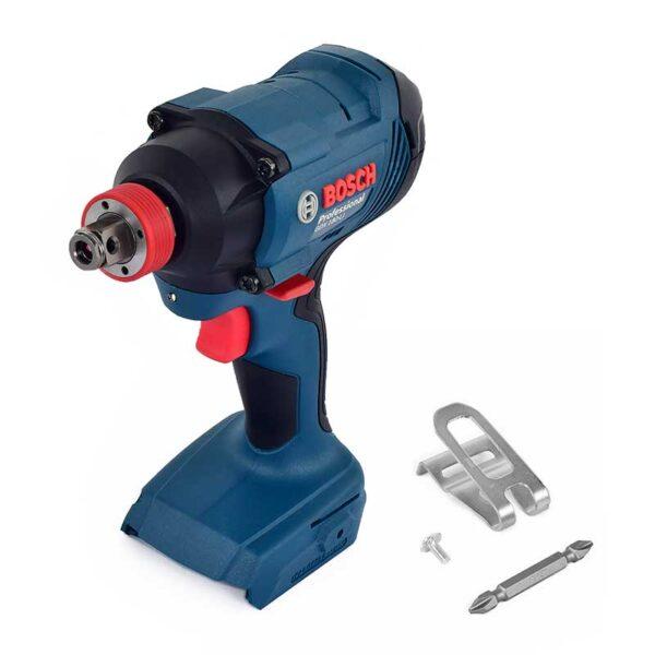 Atornillador/llave de impacto inalámbrica  GDX 180-LI Professional 06019G5225