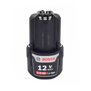 BATERÍA GBA 12V BOSCH 1600A0021D 2.0AH LI-ION 1600A0021D