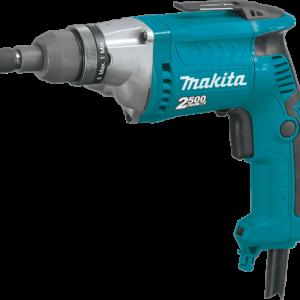 Makita FS2701 Atornillador de Torsión Ajustable de 2,500 RPM